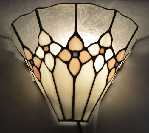 Wall Lamps Tiffany : Tiffany Style Wall Lighting images