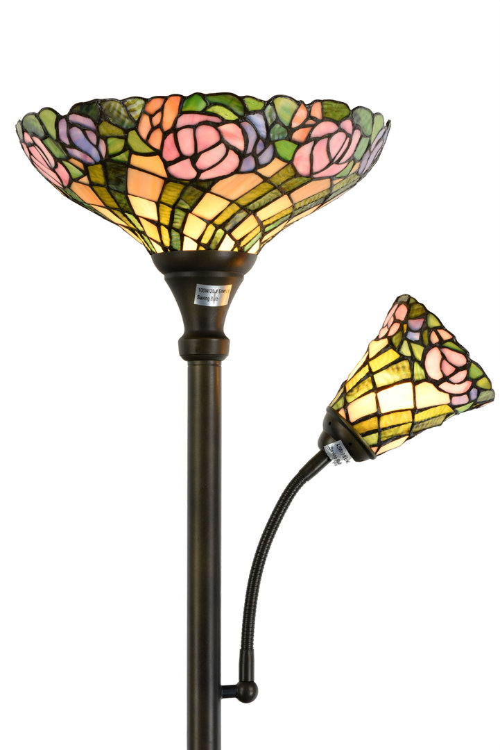 Tiffany Mother And Child Floor Lamp Available From 6th