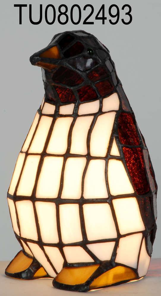 Tiffany Penguin Lamp