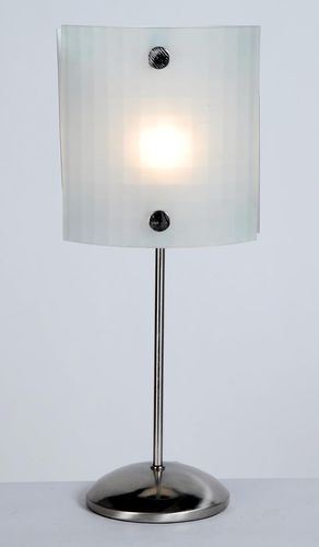 Small Pair of Fantastic Modern Style Table Lamps