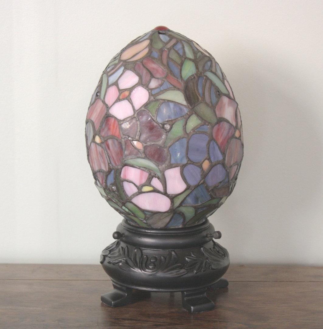 Dragon Egg Table Lamp Zhimei Ltd Tiffany Lighting