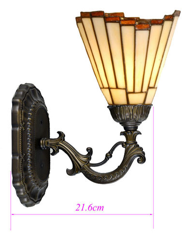 Classic Uplighter Wall Light