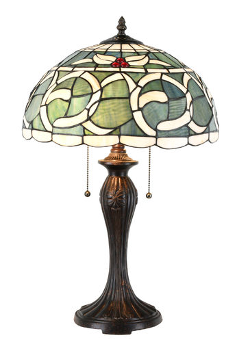 Medium to Large Tiffany Table Lamp