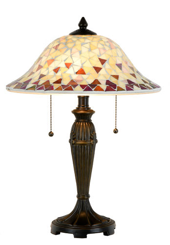Medium Sized Tiffany Style Table Lamp