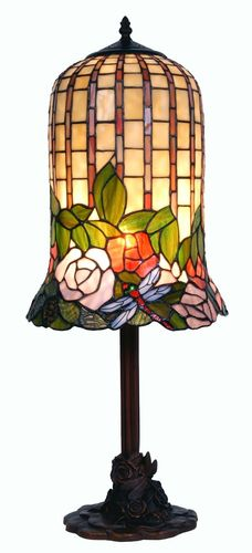 Medium Sized Tiffany Table Lamp